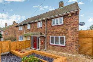 3 Bedrooms Semi Detached House for sale in Miskin Road, Hoo, Rochester, Kent