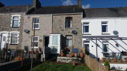 2 Bedrooms Terraced House for sale in St. Austell, Cornwall