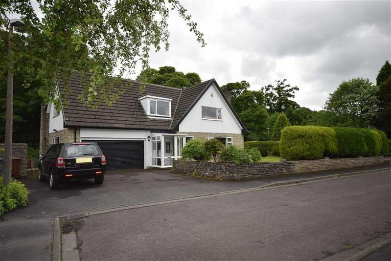 4 Bedrooms Detached House for sale in Crowtrees Grove, Roughlee, Lancashire