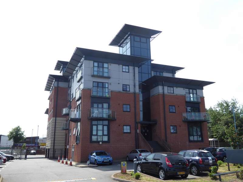 2 Bedrooms Flat for sale in The Heights, Walsall Road, West Bromwich, B71 3AZ