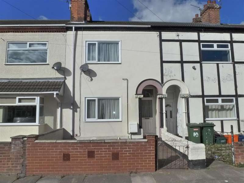 4 Bedrooms Terraced House for sale in Blundell Avenue, Cleethorpes