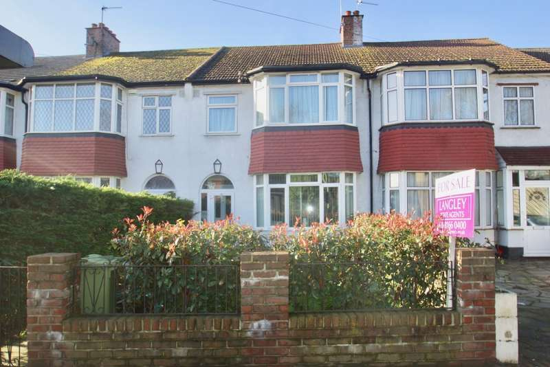 3 Bedrooms Terraced House for sale in Upper Elmers End Road, Beckenham