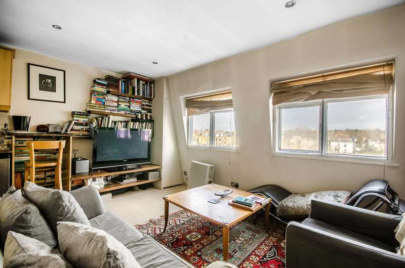 1 Bedroom Flat for sale in Sinclair Road, Brook Green, W14