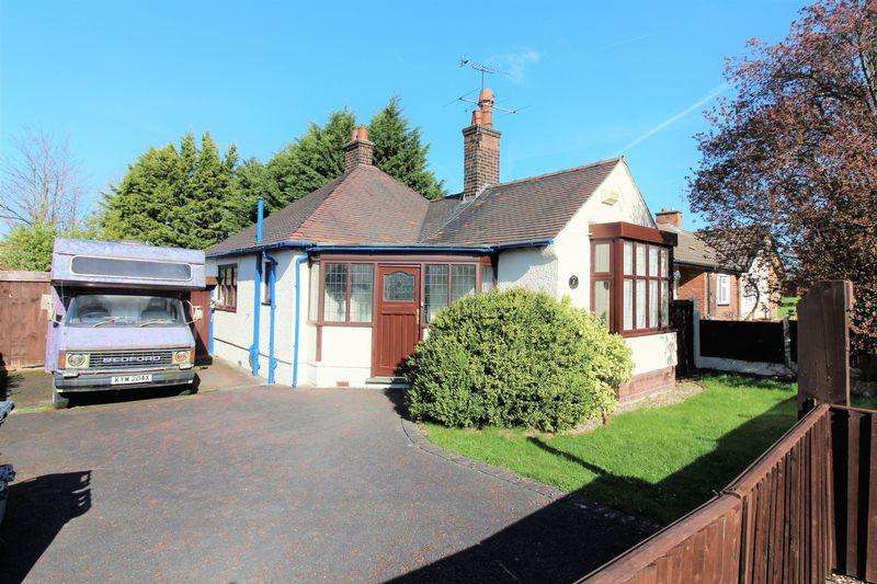 3 Bedrooms Detached Bungalow for sale in St Marks Road, Chester