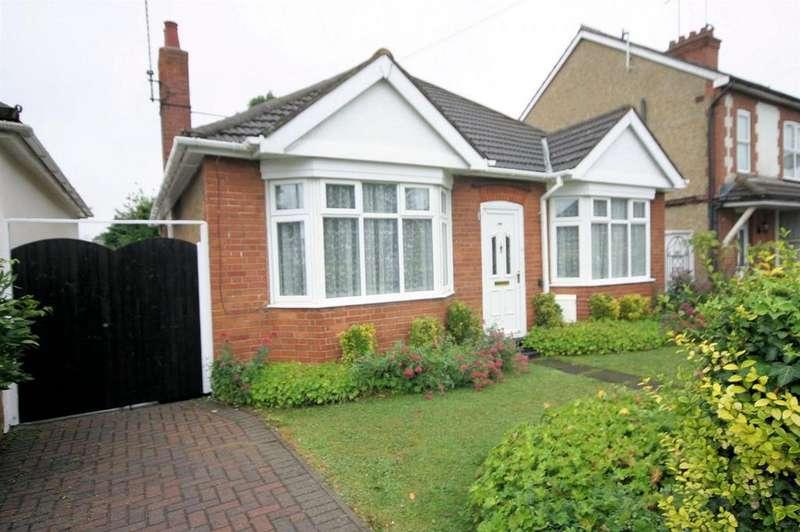 2 Bedrooms Detached Bungalow for sale in Toddington Road, Leagrave, Luton