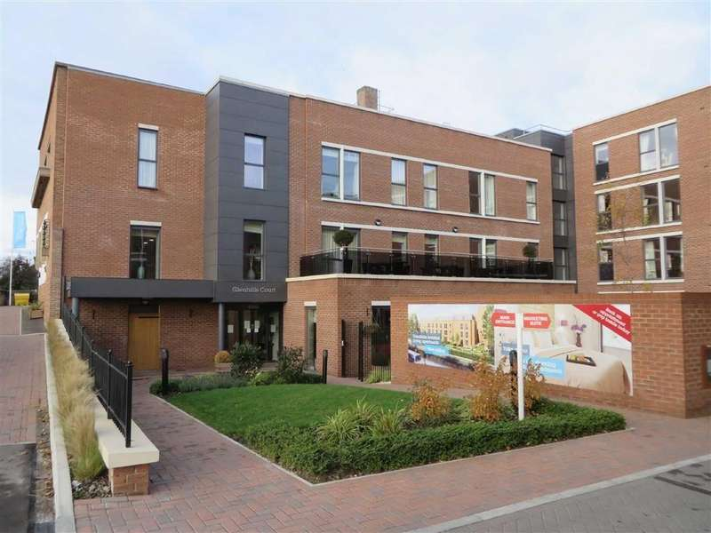 2 Bedrooms Apartment Flat for sale in Glenhills Court, Glen Parva
