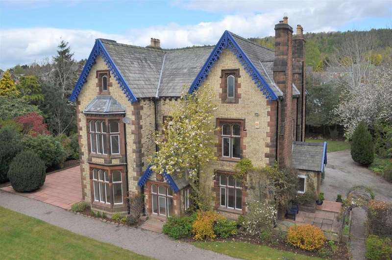 8 Bedrooms Detached House for sale in Fell Lane, Penrith