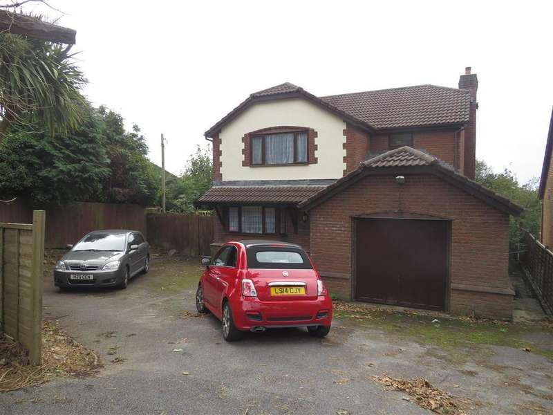 3 Bedrooms Detached House for sale in Ar Y Bryn, Pembrey, Burry Port