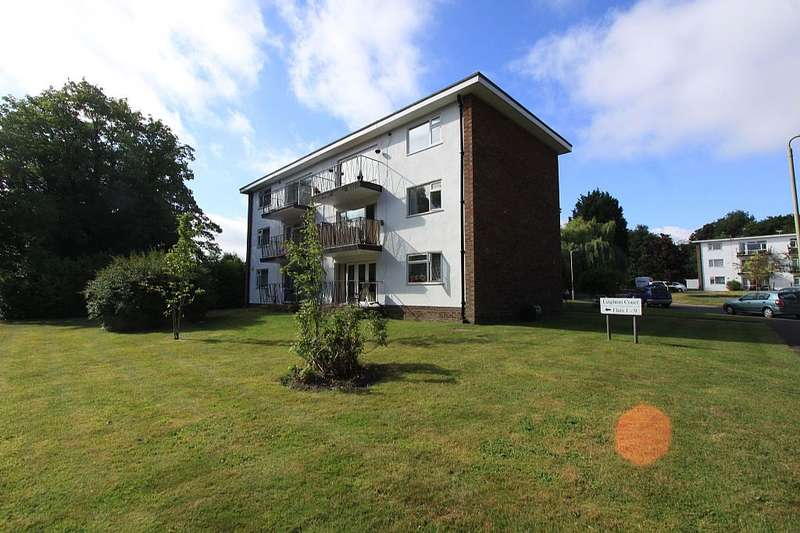 2 Bedrooms Apartment Flat for sale in Leighton Court, Copperdale Close, Earley, Reading, Berkshire, RG6 5SG