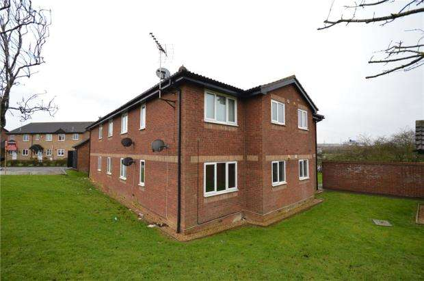 1 Bedroom Apartment Flat for sale in Rodeheath, Luton