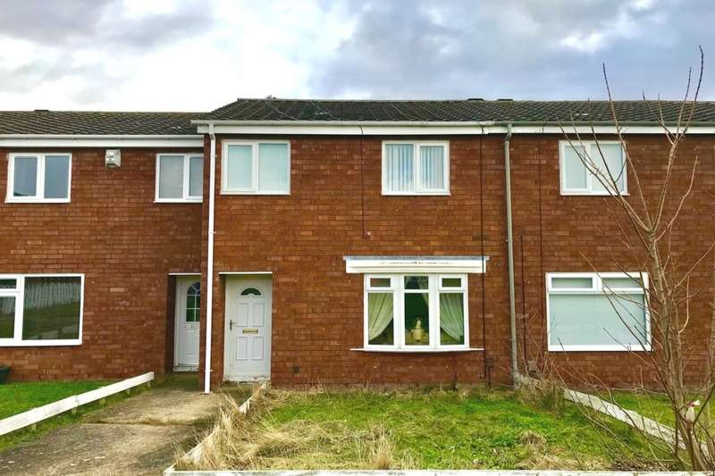 3 Bedrooms Terraced House for sale in Meldrum Square, Elm Tree, Stockton-On-Tees, TS19