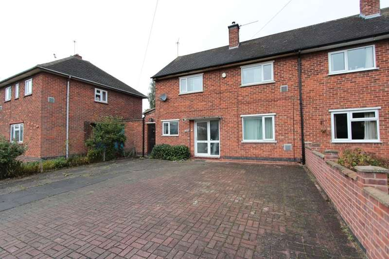 6 Bedrooms Semi Detached House for rent in New Ashby Road, Loughborough, LE11