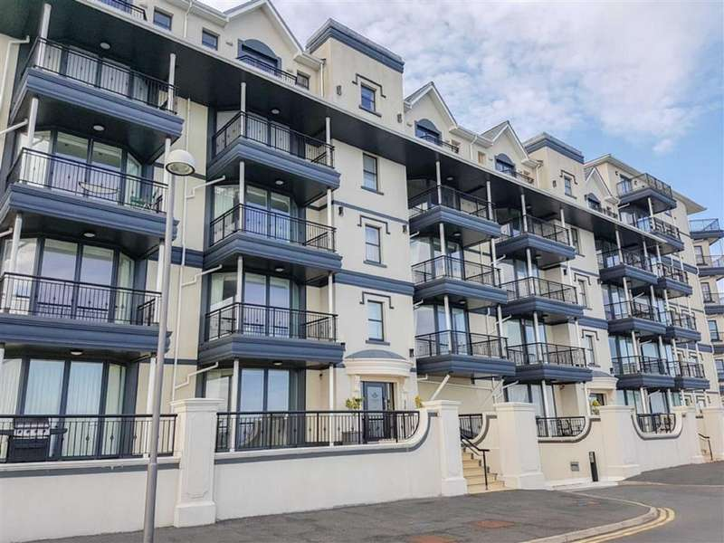 2 Bedrooms Apartment Flat for sale in Kensington Apartments, Onchan, Isle of Man