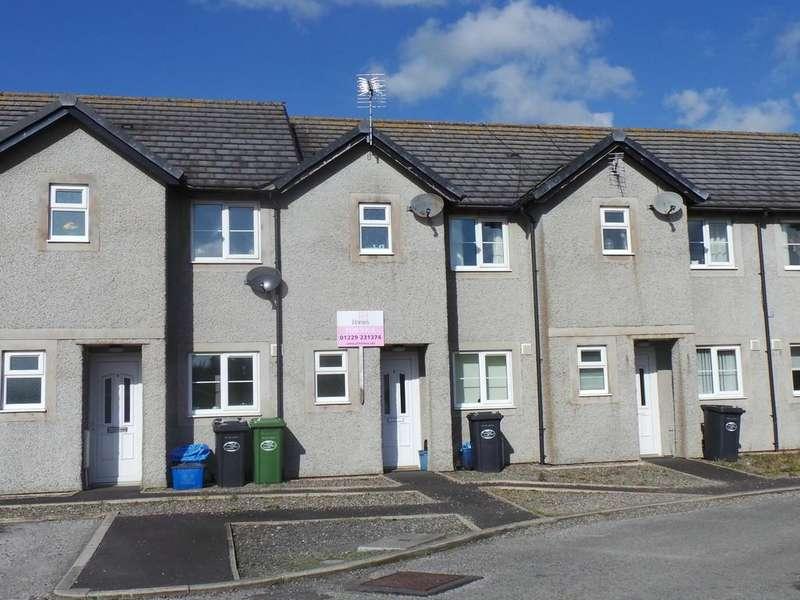 2 Bedrooms Terraced House for sale in Cross Lane, Ulverston
