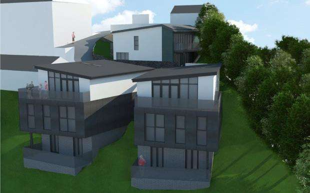 Plot Commercial for sale in Homer Park, Saltash, Cornwall