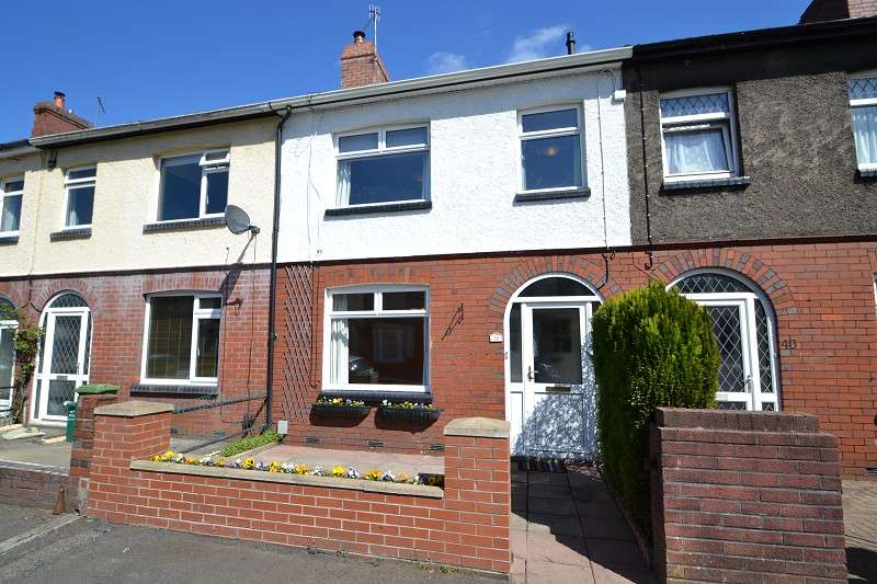 3 Bedrooms Terraced House for sale in Moy Road, Taffs Well, Cardiff. CF15 7PX