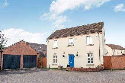 3 Bedrooms Detached House for sale in Chivenor Way, Kingsway, Gloucester, Gloucestershire