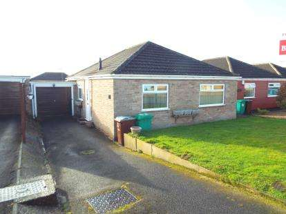 2 Bedrooms Bungalow for sale in Moorsholm Drive, Wollaton, Nottingham, Nottinghamshire
