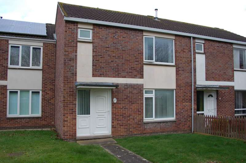 2 Bedrooms Terraced House for sale in Bacon Drive, Taunton