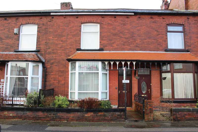 3 Bedrooms Terraced House for sale in Rushton Road, Smithills