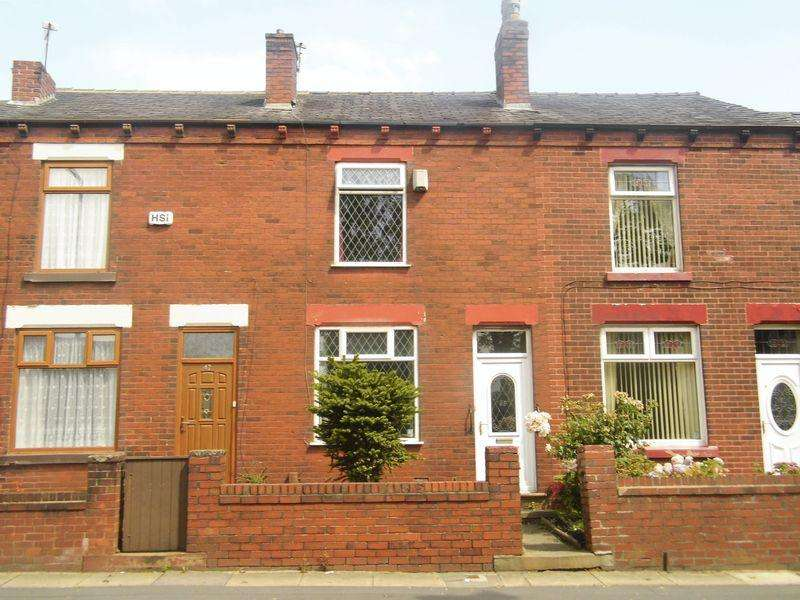 2 Bedrooms Terraced House for sale in Park Road, Westhoughton, Bolton