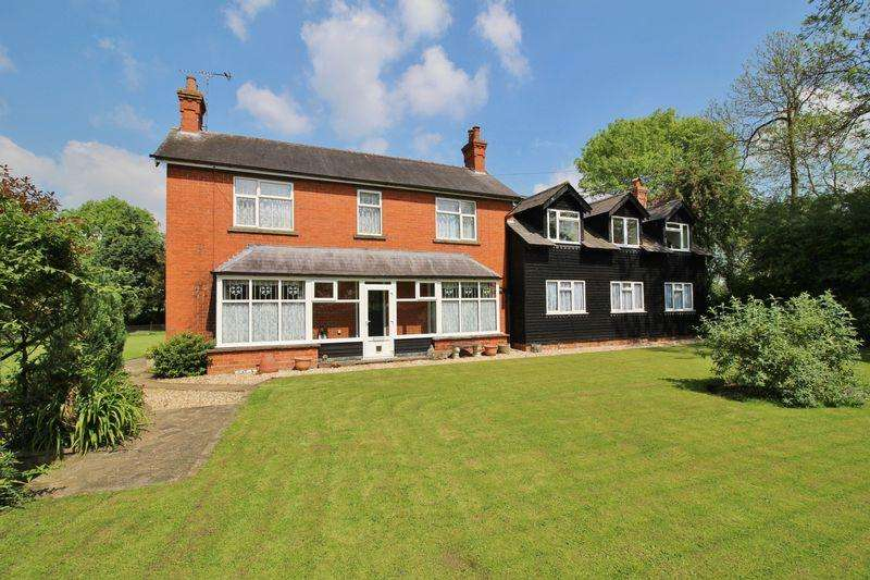 4 Bedrooms Unique Property for sale in Spilsby Road, Spilsby