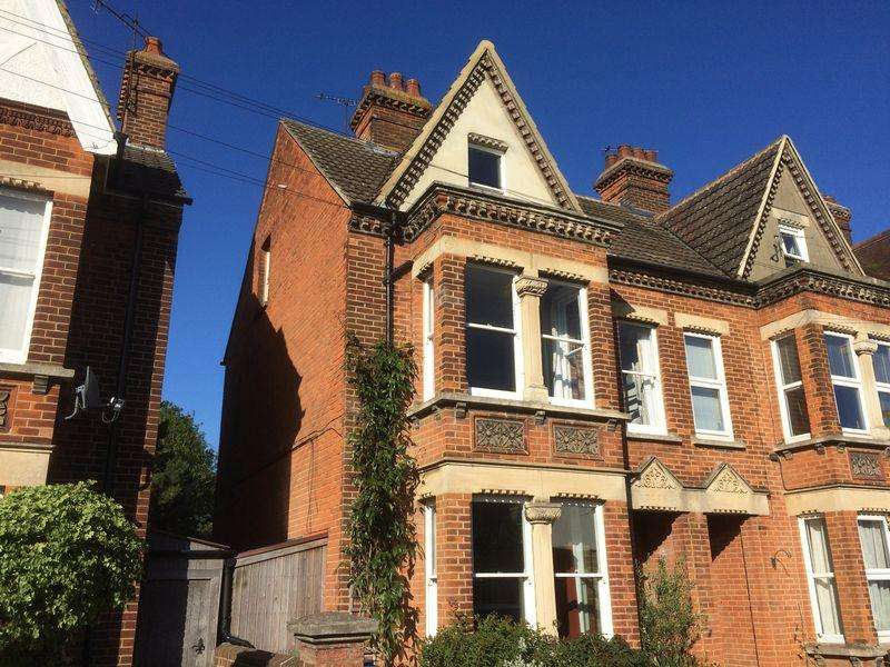 4 Bedrooms Semi Detached House for sale in Cromwell Road, Canterbury