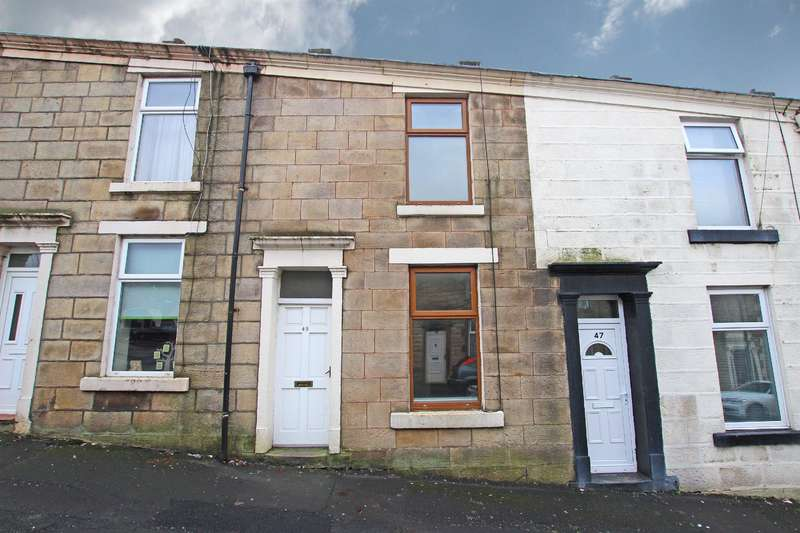 2 Bedrooms Terraced House for sale in Tythebarn Street Darwen BB3 3EN