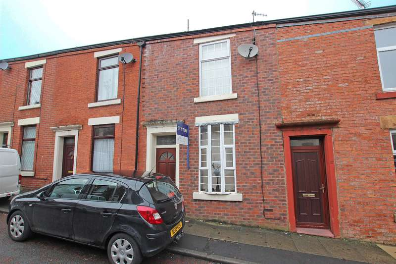 2 Bedrooms Terraced House for sale in Melbourne Street Darwen BB3 2QN