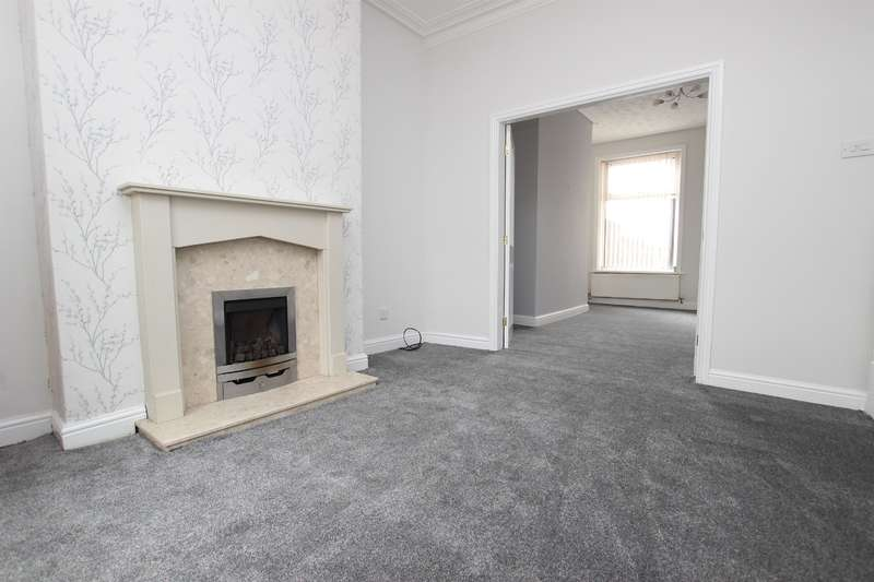 3 Bedrooms Terraced House for sale in Highfield Road Darwen BB3 2DN