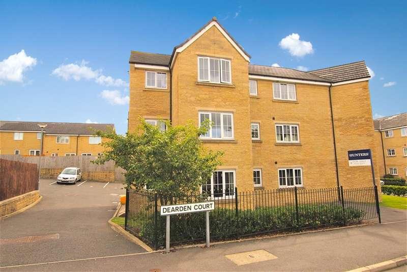 2 Bedrooms Flat for sale in Dearden Court Darwen BB3 3BB