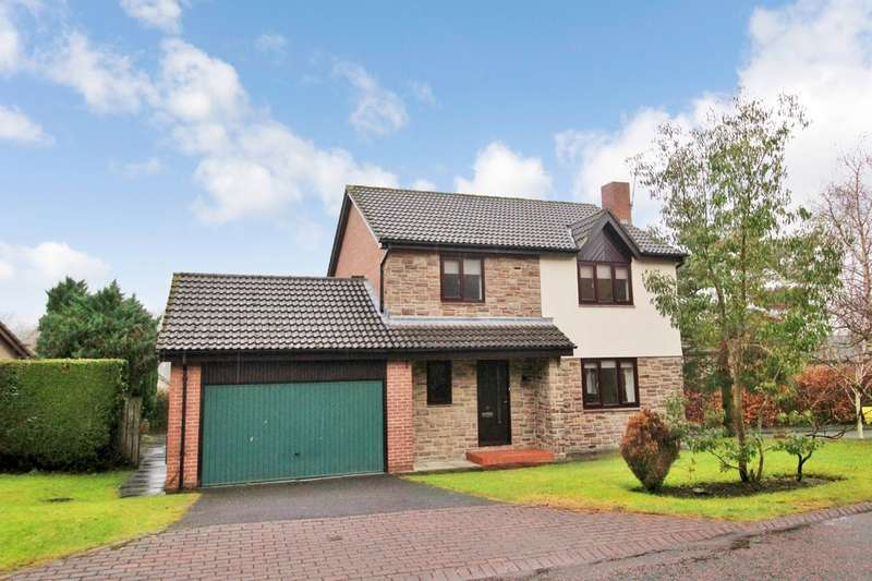 4 Bedrooms Detached House for rent in Loughbrow Park, Hexham