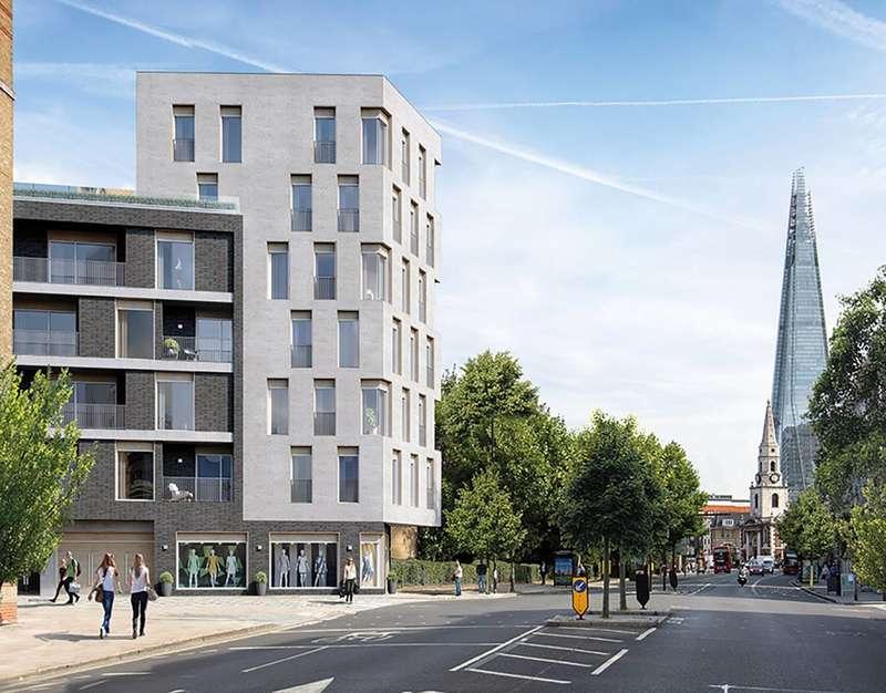 3 Bedrooms Penthouse Flat for sale in Nexus, Borough, SE1