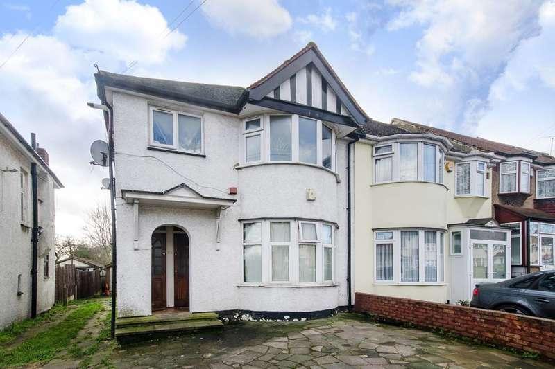 1 Bedroom Flat for sale in Grove Way, Wembley Park, HA9