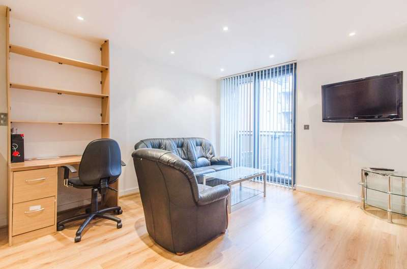 2 Bedrooms Flat for sale in Manilla Street, Canary Wharf, E14