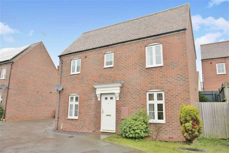 3 Bedrooms Detached House for sale in Thyme Close, Banbury, Oxfordshire, OX16