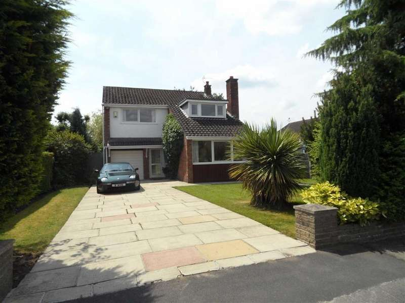 3 Bedrooms Detached House for sale in Oakdale Drive, Heald Green