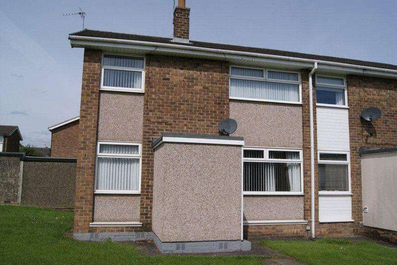 3 Bedrooms End Of Terrace House for sale in Thirston Drive, Cramlington