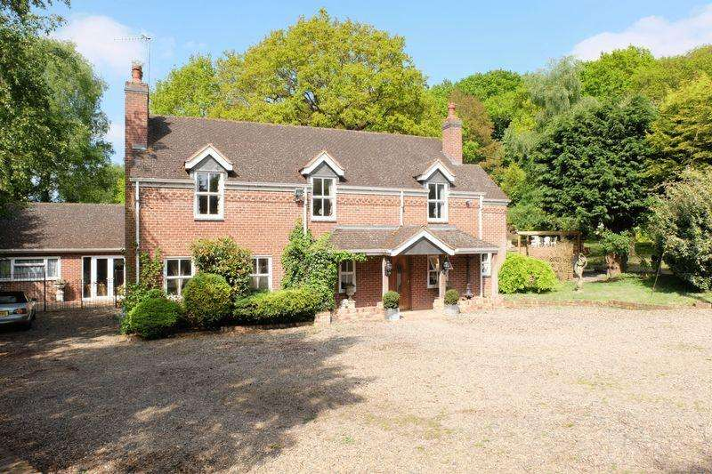 4 Bedrooms Detached House for sale in Wilden Lane, Stourport-On-Severn DY13 9JR