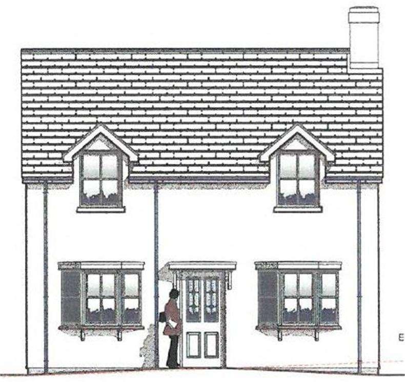 Plot Commercial for sale in Building Plot opposite Bethel Chapel, Puncheston, Haverfordwest, Pembrokeshire