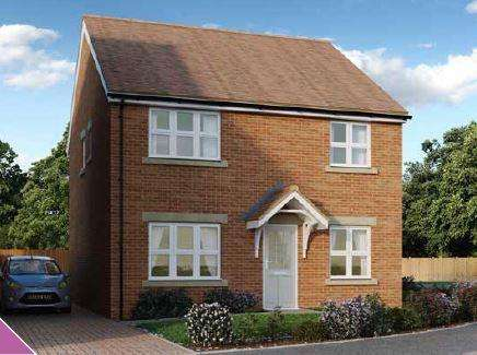 4 Bedrooms Detached House for sale in Salterns, Terrington St Clement, King's Lynn