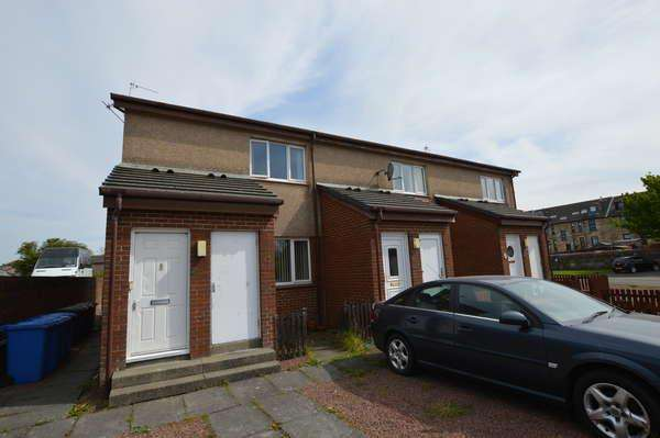 1 Bedroom Flat for sale in 1 Caledonia Crescent, Ardrossan, KA22 8LW