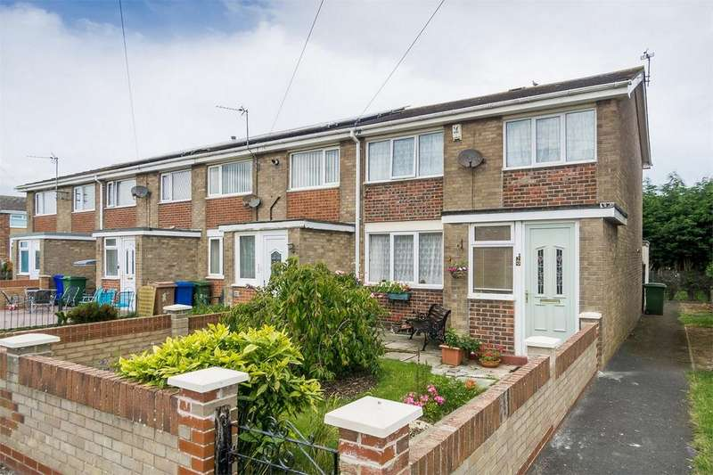 3 Bedrooms End Of Terrace House for sale in Cherry Tree Avenue, WITHERNSEA, East Riding of Yorkshire