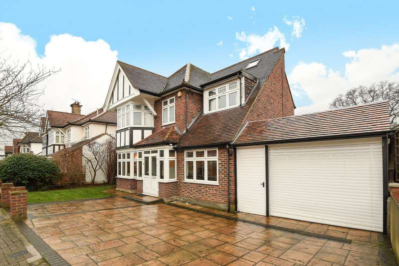4 Bedrooms Detached House for sale in The Ridgeway, Kenton, HA3