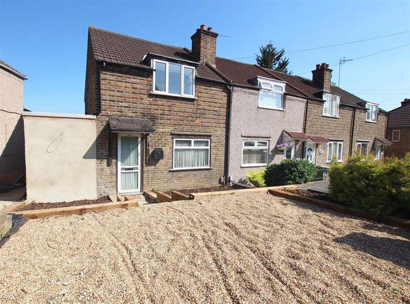 3 Bedrooms Terraced House for sale in Green Walk, Crayford,