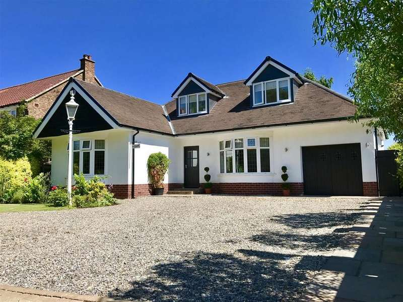 4 Bedrooms Detached House for sale in Yarm Road, Eaglescliffe,