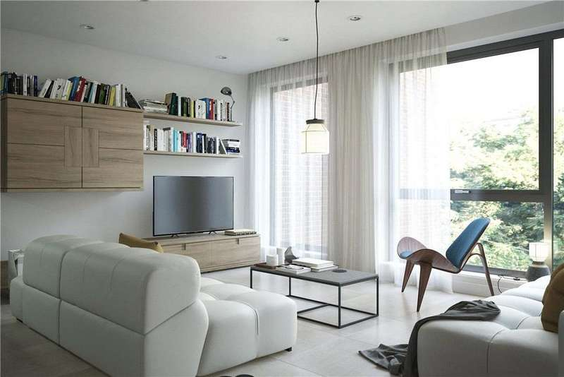 1 Bedroom Flat for sale in The Jewel Court, Legge Lane, Jewellery Quarter, Birmingham City Centre, B1