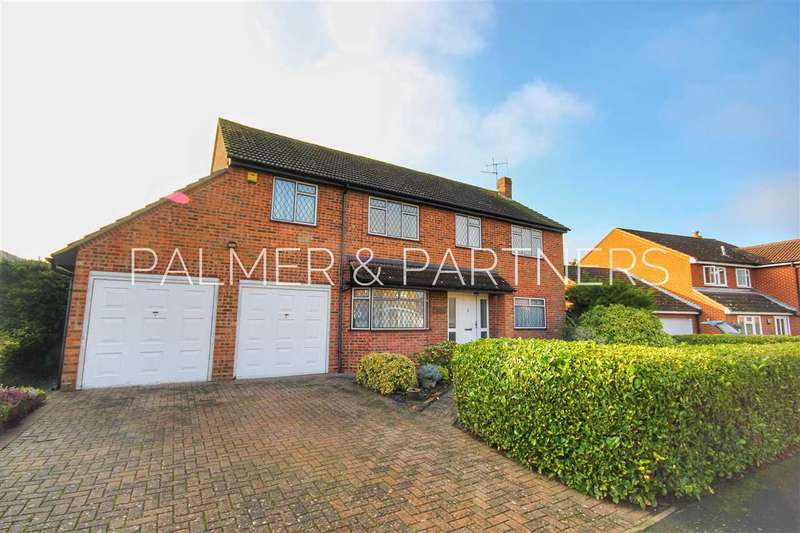 4 Bedrooms Detached House for sale in St Mary's Close, Sudbury
