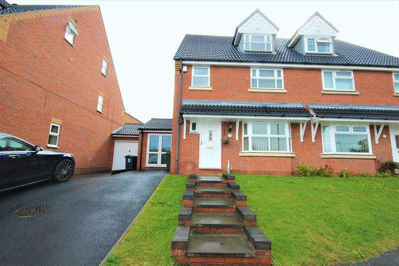 6 Bedrooms Semi Detached House for sale in Cityends is pleased to present you with this well presented 6 Bedroom property. 2 Beautiful reception rooms and 2...