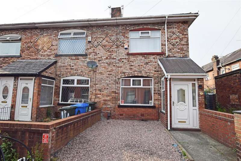 3 Bedrooms End Of Terrace House for sale in Norman Street, Middleton.